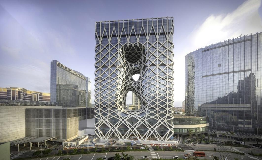 Architecture, Hotel, Macau, Zaha Hadid Architects