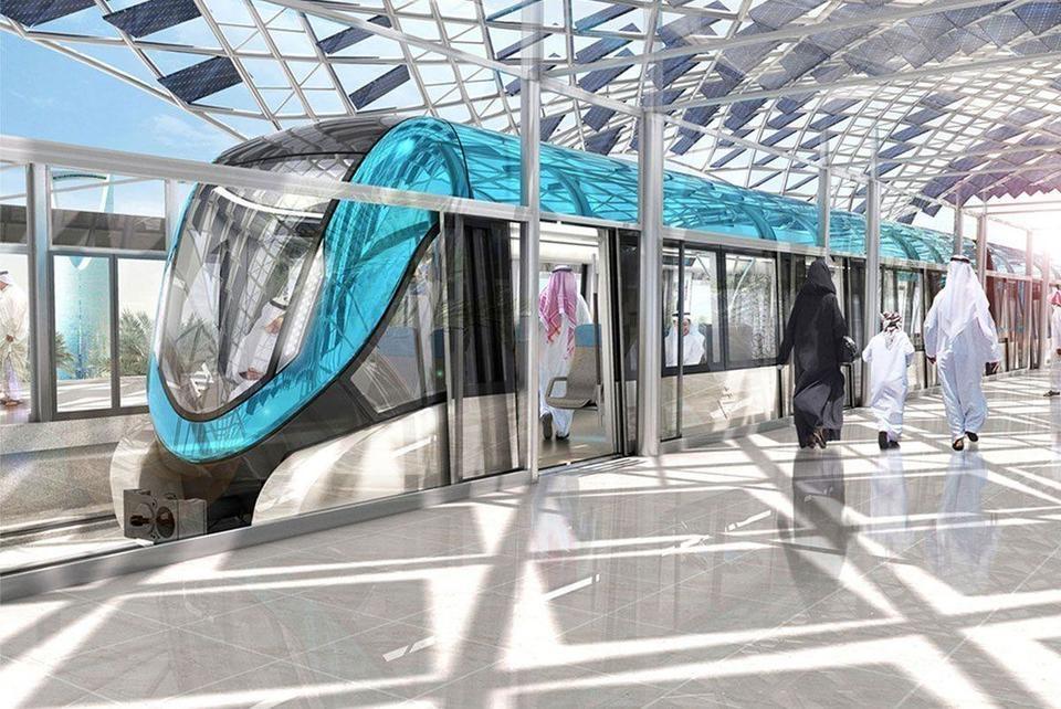 Riyadh, Riyadh Metro, Saudi Arabia, Transportation, Transportation in the GCC