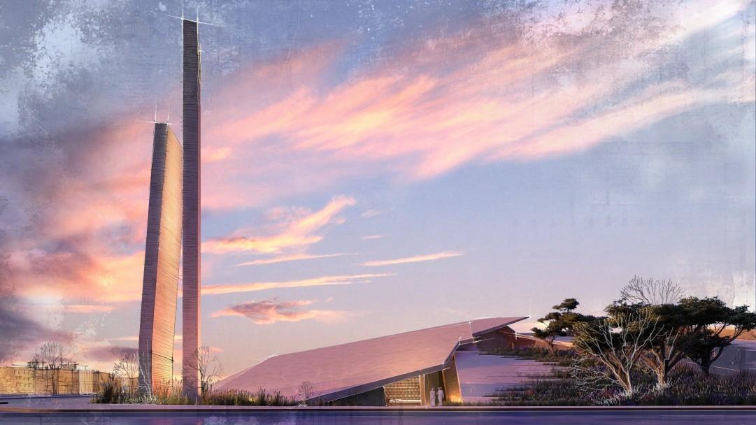 Emre Arolat Architecture, Mosque architecture, UAE architecture