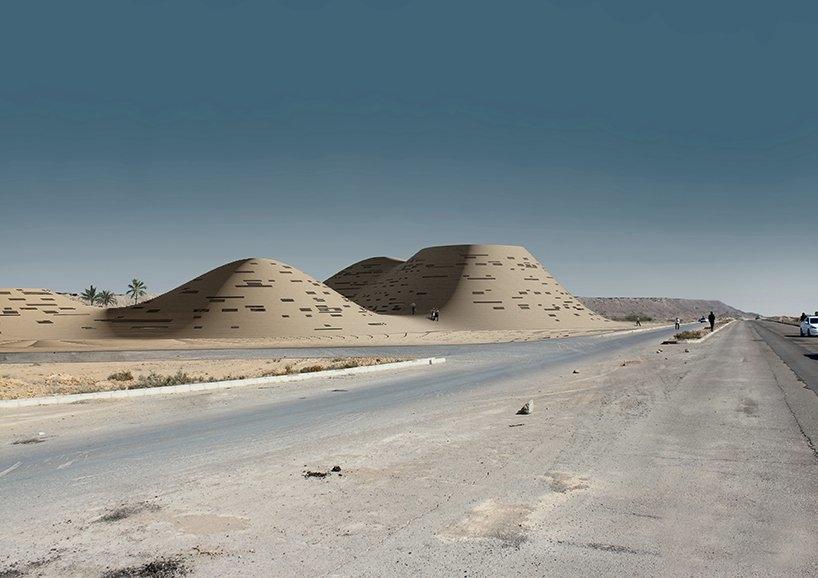 Architecture, Cultural buildings, Hajizadeh & Associates, Iran, Middle East Architect Awards, Vernacular architecture