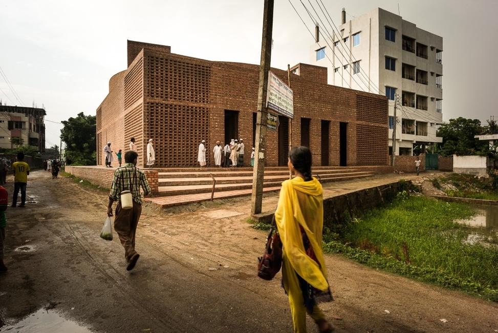 Architects, Bangladesh, Islamic architecture, Jameel Prize, Jameel Prize 5, Marina Tabassum, Mosque, Victoria & Albert Museum