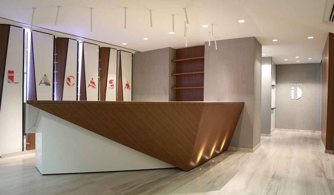 Fit-out sector, Interior design, Lacasa Architects and Engineers