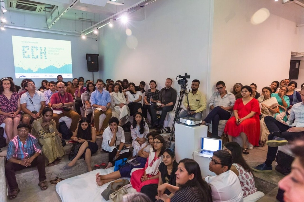 Art, Art institutions, Artists, Arts initiative, Curators, Events, Experimenter Curators' Hub, Experimenter Learning Program Foundation, Public programmes, Sharjah, Sharjah Art Foundation (SAF), UAE