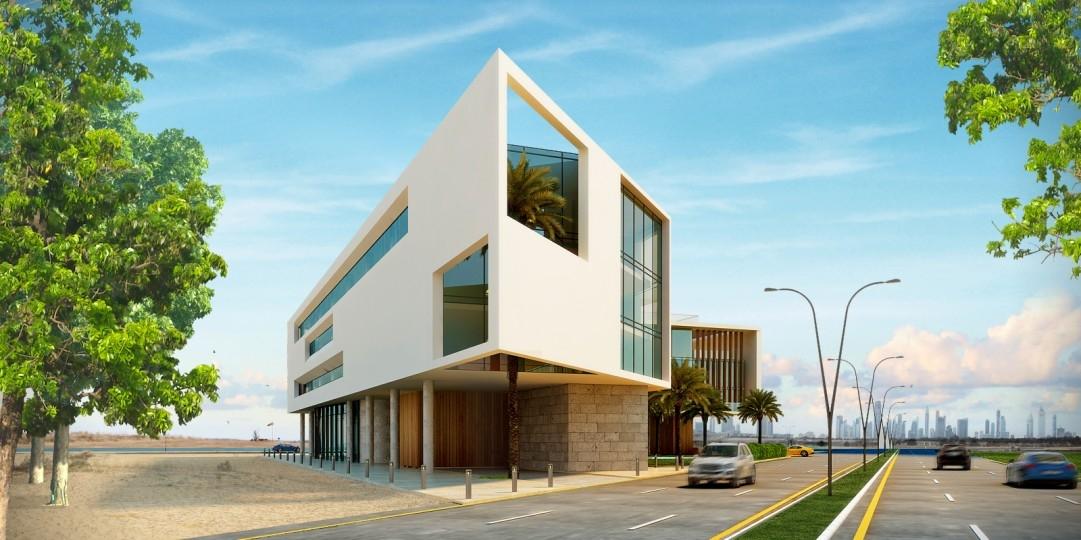 Architect, Architecture, Buildings in Dubai, Fadi Sarieddine, Nad Al Sheba Boutique Office, Office design, UAE architecture