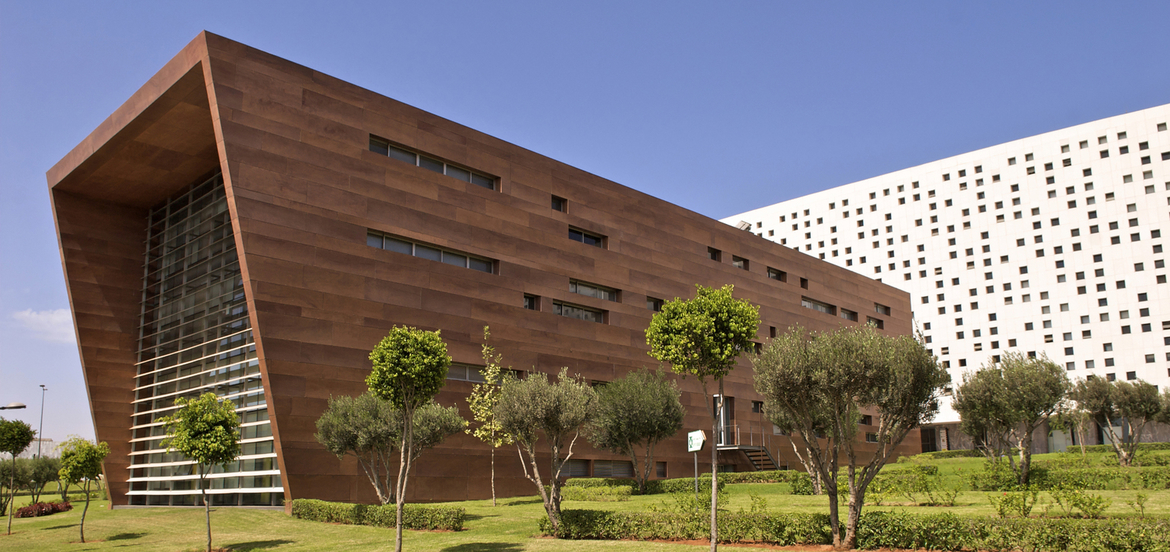 Projects, Groupe3Architectes, Morocco, Casablanca, Office design