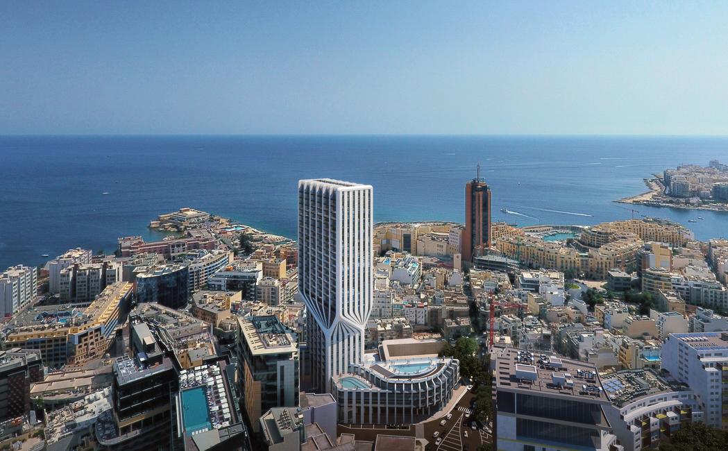 Projects, Residential design, Hotel design, Malta, Zaha Hadid Architects