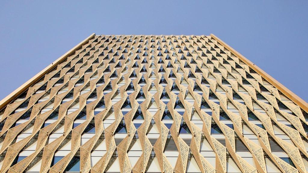 Burj Alshaya in Kuwait, designed by Gensler