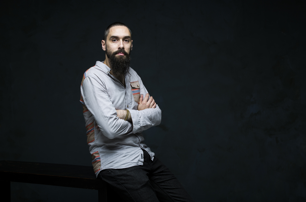 Djordje Kovacevic. Photo by Ajith Narendra / ITP Images