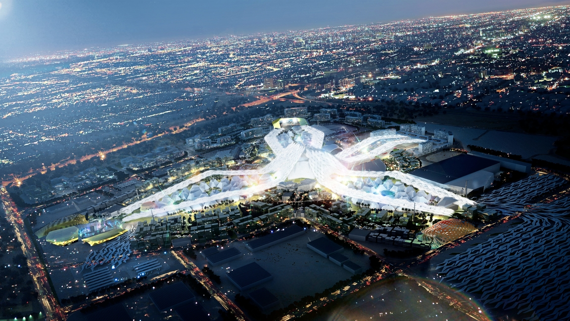 Expo 2020 Dubai, National pavilions, Germany pavilion, Pavilion architecture