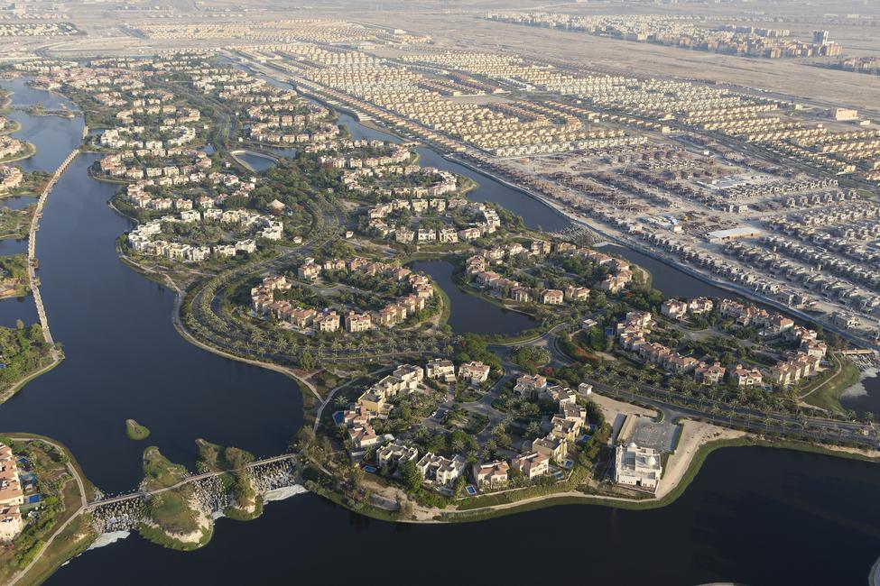 Jumeirah Islands, Dubai