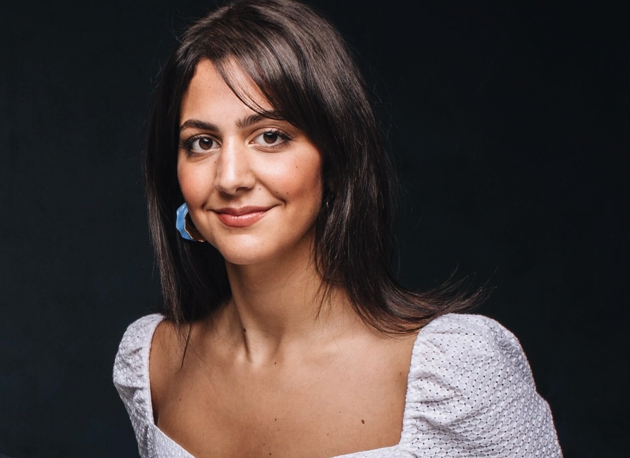 Rima Alsammarae, editor of Middle East Architect