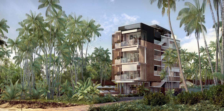Anarchitect, Tropical Modernism, Sri Lanka, Contextual architecture, Modernism