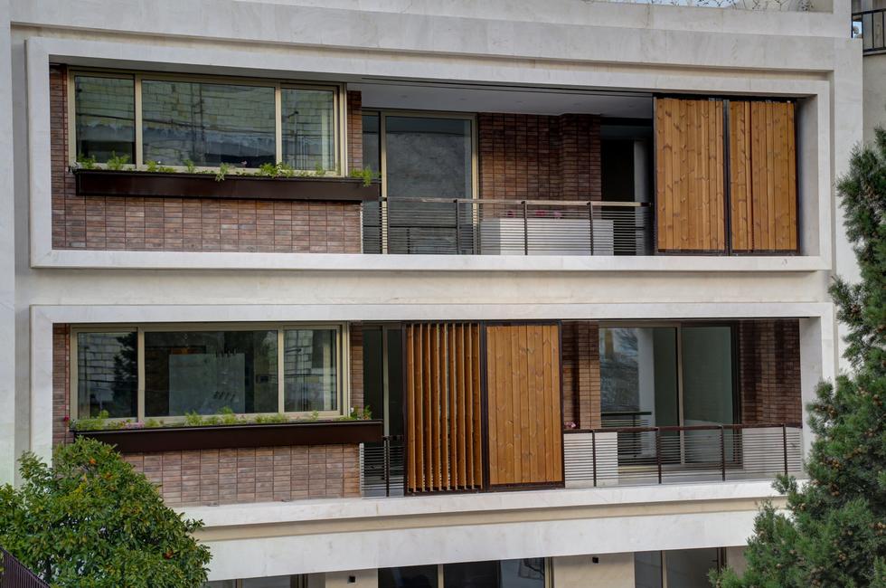 Residential design, Apartment architecture, Shiraz, Iran, Iranian architecture