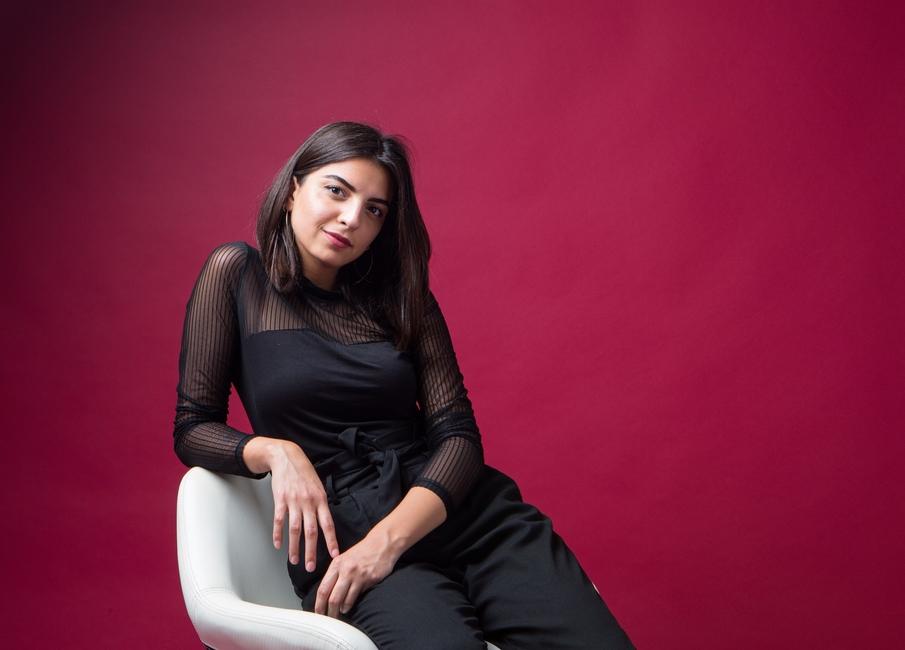 Sima Mounla. Photo by Grace Guino / ITP Images