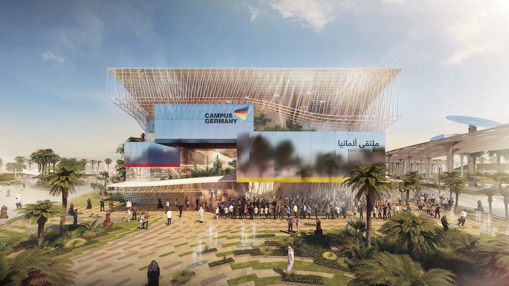 Expo 2020 Dubai, Germany pavilion, Expo 2020 pavilions