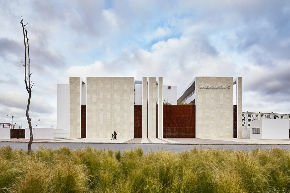 Wall of Knowledge, Education design, Moroccan projects, Moroccan architecture, North Africa buildings