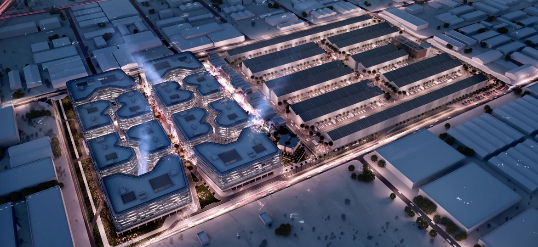 Dubai projects, Dubai Commercity, Sustainable design, United Arab Emirates