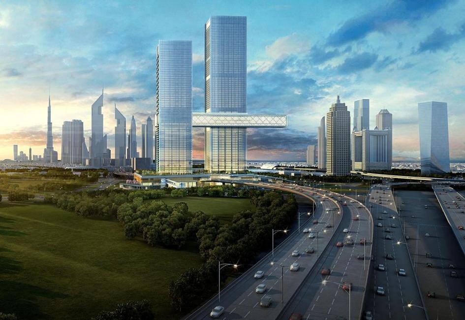 One Za'abeel in Dubai