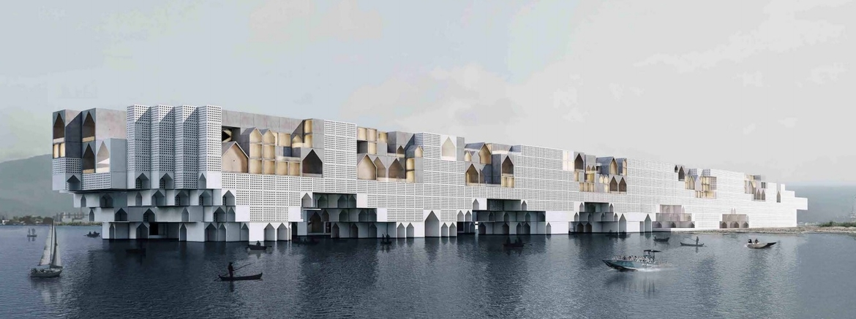 MEA Awards, MEA Awards 2018, Middle East Architect Awards, Concept design, Iranian architecture, Iranian architects, Kamran Heirati Architects