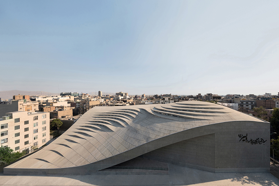 MEA Awards, MEA Awards 2018, Middle East Architect Awards, Contemporary mosque, Iranian architecture, Iranian architects