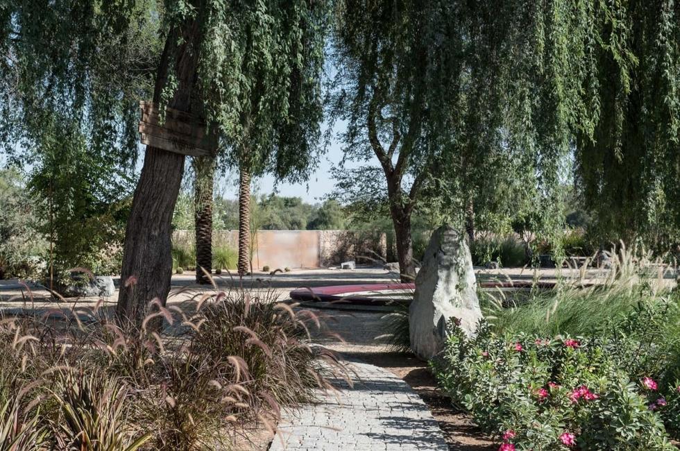 Tashkeel Zen Garden by Loci Architecture & Design