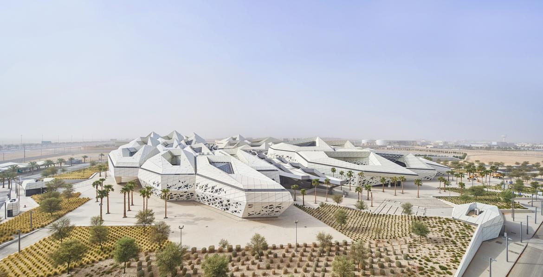 KAPSARC by Zaha Hadid Architects