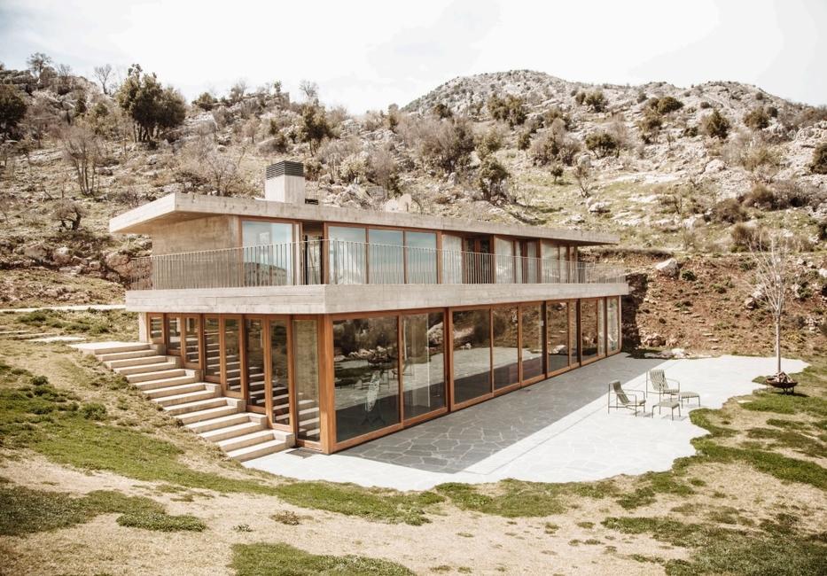 Terrace Villa by Hala Younes