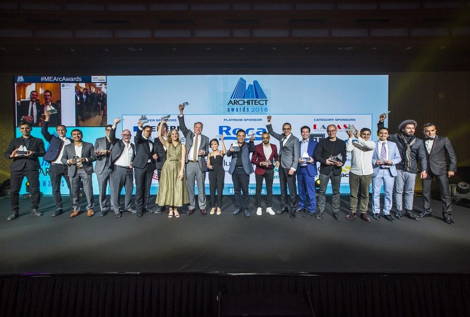 MEA Awards, MEA Awards 2018, Middle East Architect Awards