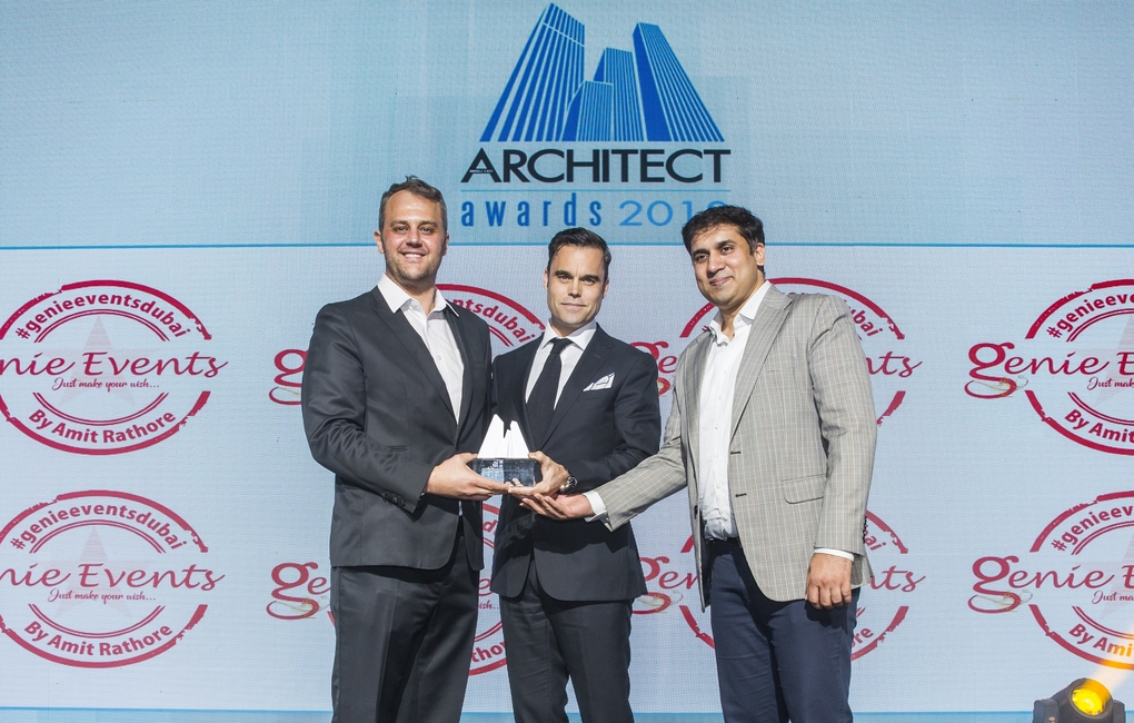 MEA Awards, MEA Awards 2018, Judges at Middle East Architect Awards, 10 Design, Al Seef, Dubai Creek