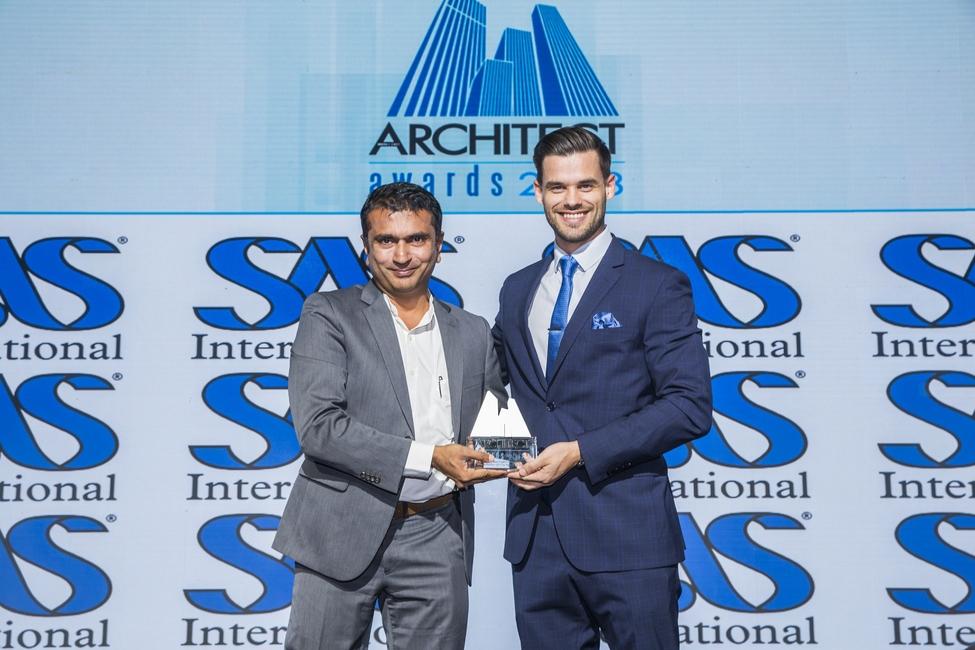 MEA Awards, MEA Awards 2018, Middle East Architect Awards, Fahed+Architects, Abwab Pavilion, Dubai Design Week