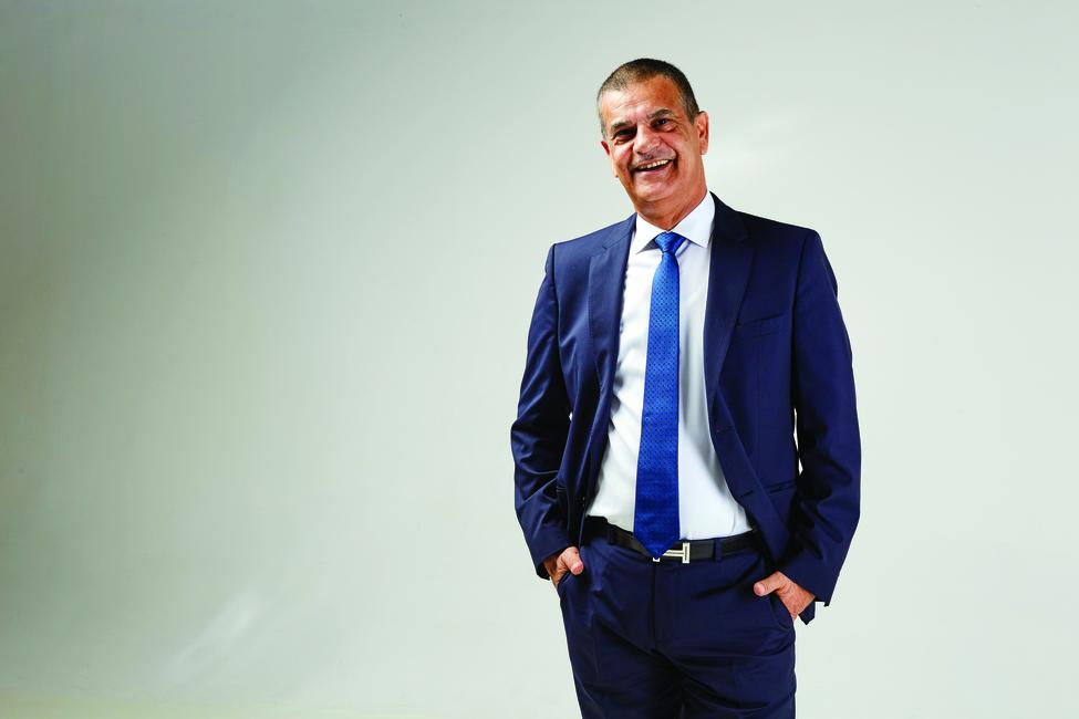Emad Jaber, founder of Lacasa. Image courtesy of Ausra Osipaviciute / ITP Images