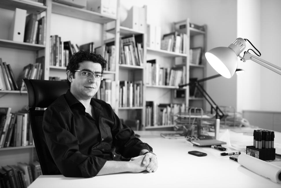Hani Fallaha, co-founder of Loci