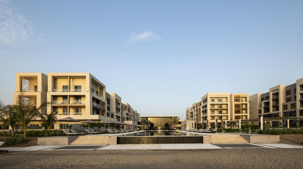 Kempinski Hotel Muscat designed by Woods Bagot