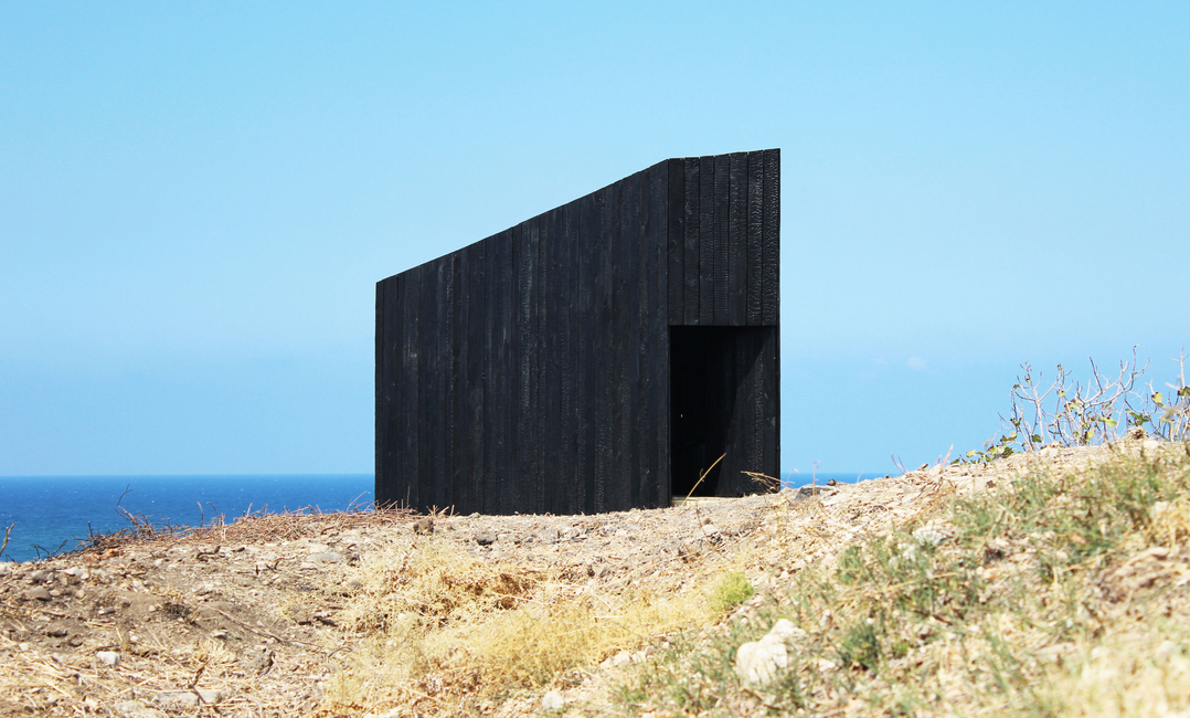 Sliding Chapel, Projects from Lebanon, Architecture from Lebanon, Lebanon buildings, Kieran Donnellan, Irish architects