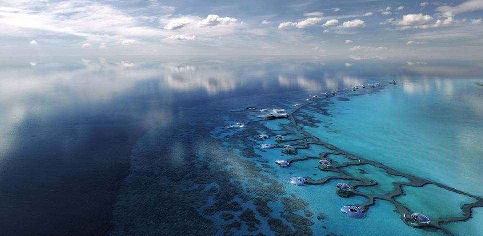 Saudi Arabia projects, Development in Saudi Arabia, Saudi megaprojects, Red Sea Masterplan