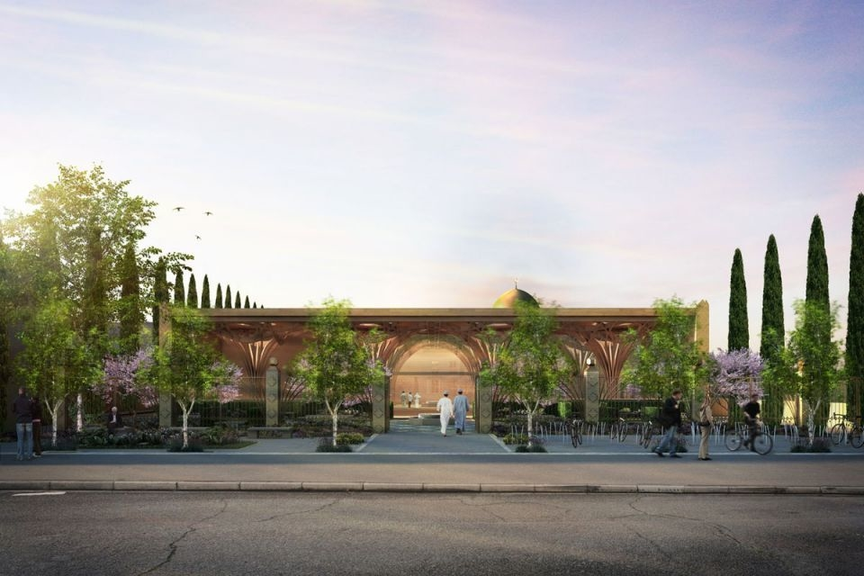 Sustainable buildings, Sustainability, Eco-mosque, Cambridge, UK, Mosque design