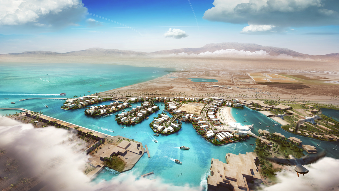 OAOA, Aqaba, Jordan, Masterplan projects, Residential developments, Jordan projects