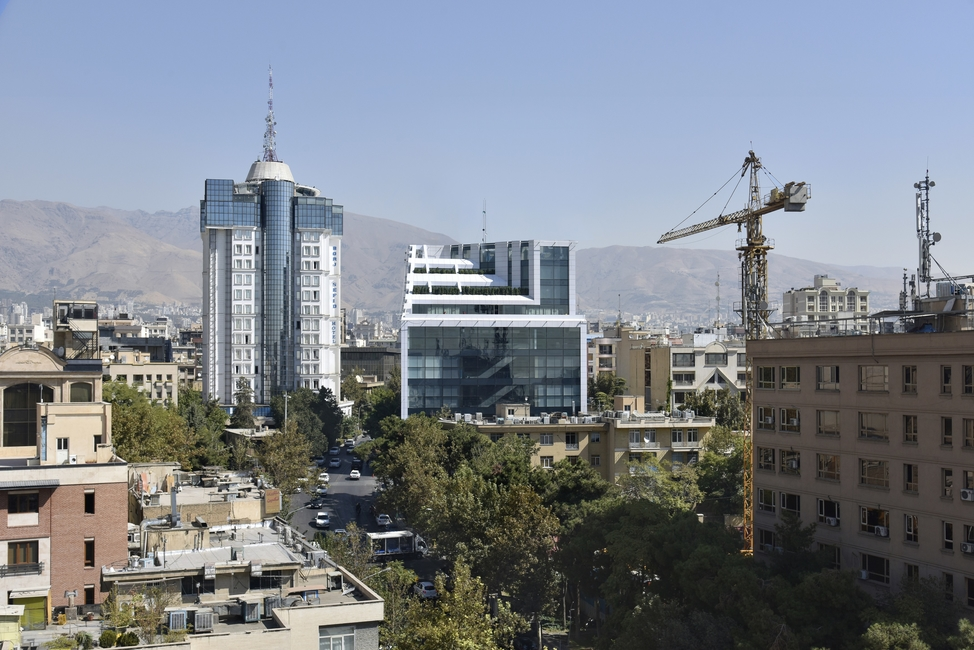 Tehran, Iran, Tehran projects, Commercial projects, Sam Pasdaran, Razan Architects
