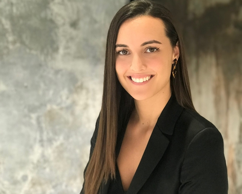 Miriam Llano, marketing manager for Cosentino Middle East