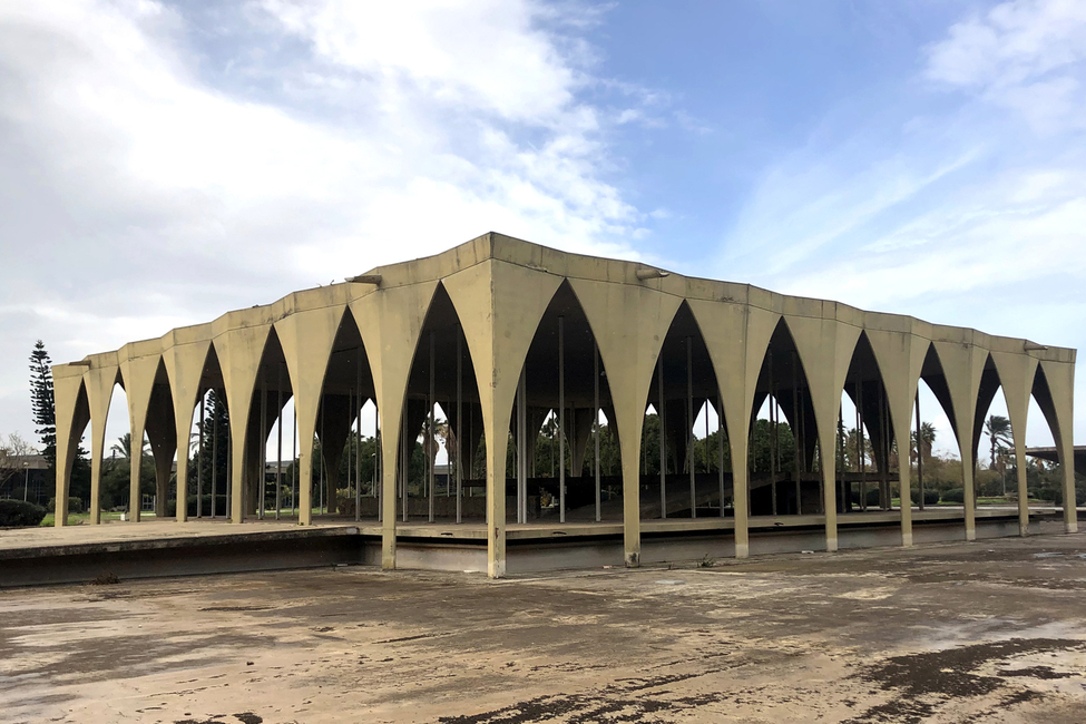 Competitions, Lebanon, Tripoli, Oscar Niemeyer, Architecture competitions, Modernist buildings, UIA
