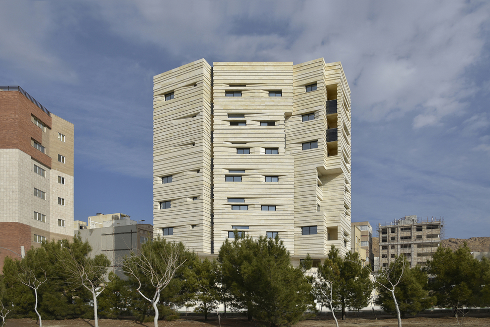 Iran projects, Iranian architects, Residential projects, Stone, Buildings, Heram Architects