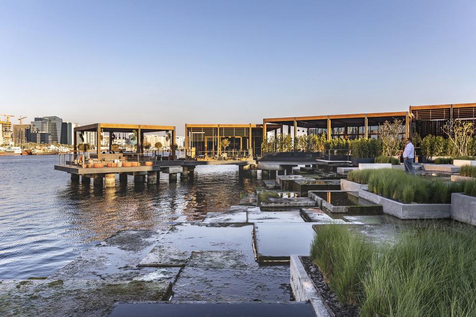 Al Seef, Dubai projects, Contemporary District, 10 Design, Urban projects, Urban design, Public realm