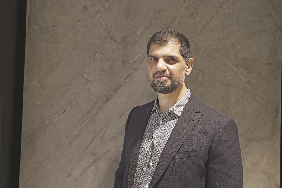 Salim Hussain, lead architect at ArchCorp