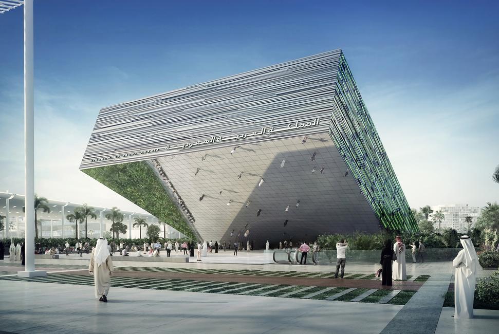 Expo 2020 Dubai, Saudi pavilion, Saudi Arabia, Dubai, Boris Micka Associates