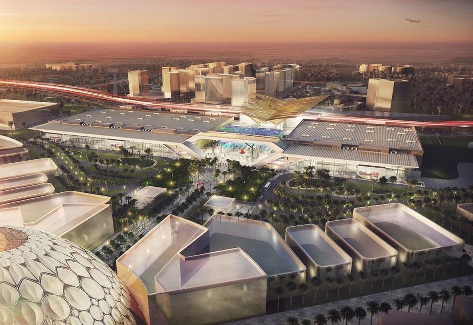 Expo 2020 Dubai, Expo 2020 site, Dubai Expo, Dubai Exhibition Centre, Expo events hub