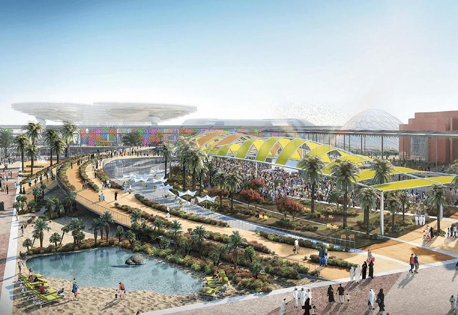 Expo 2020 Dubai, Dubai Expo, UAE, Dubai, Qatar, Israel, Expo pavilions