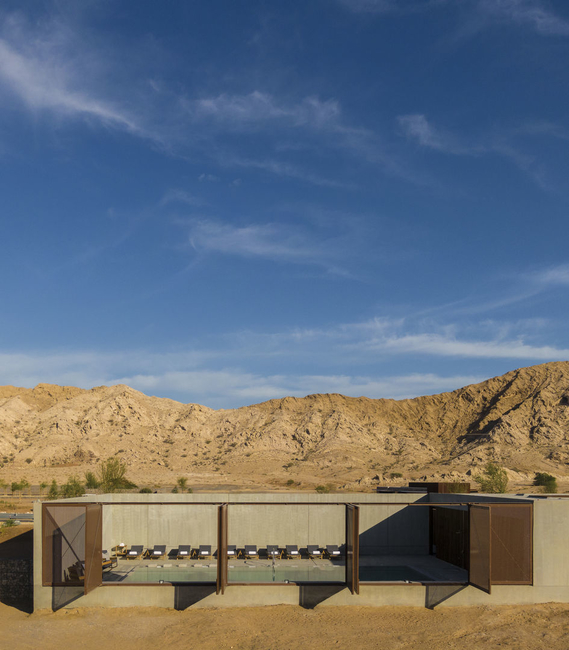Anarchitect, Context, Desert architecture, Heritage