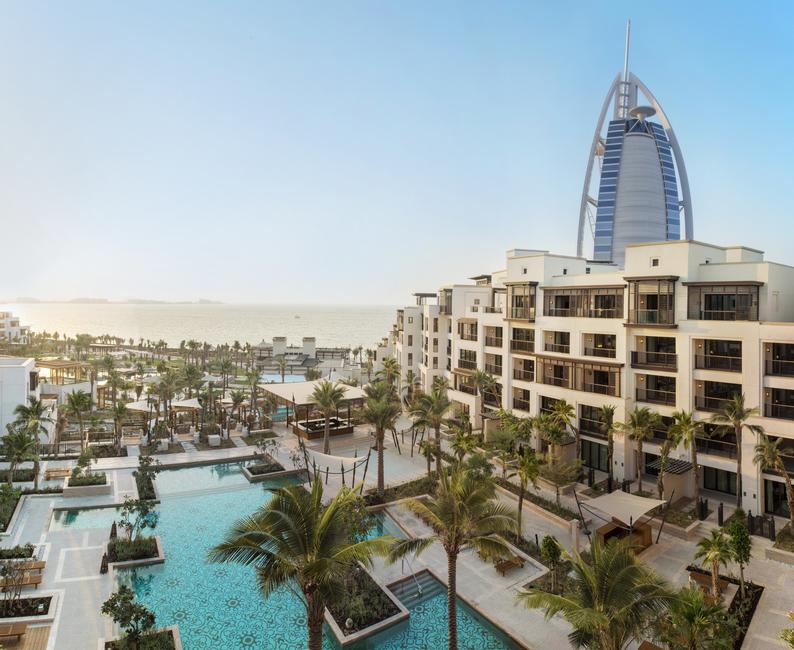 Jumeirah Al Naseem Hotel in Dubai by Woods Bagot