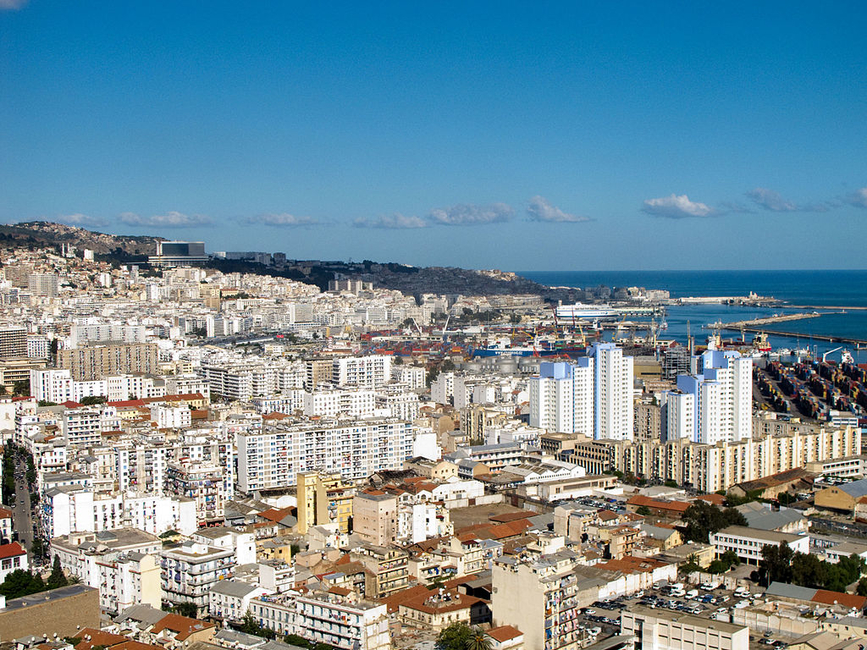 Algeria, North Africa, Development, Investment, North Africa construction
