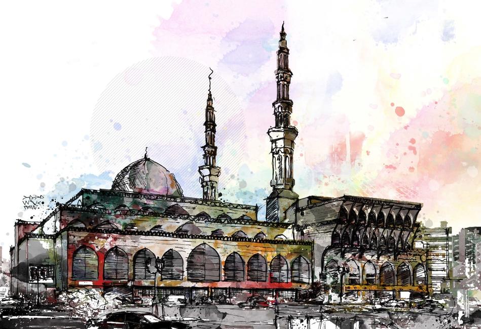 King Faisal Mosque